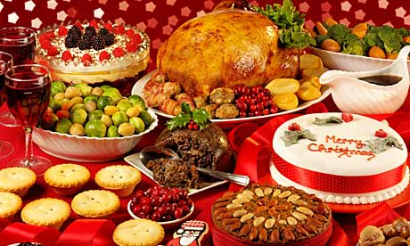 Christmas office catering