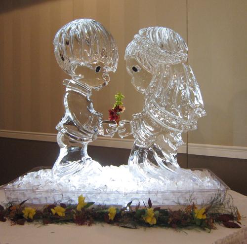 Ice Sculptures in london