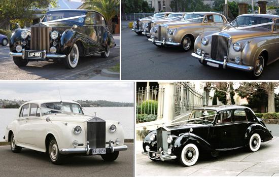 wedding cars in london