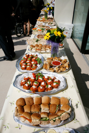 London Catering for Corporate Events