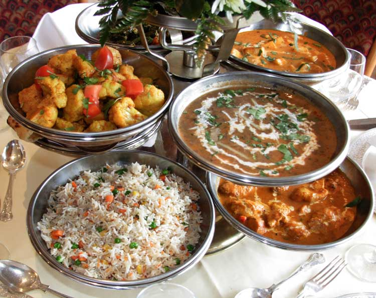 Affordable Indian Party Food