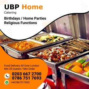 home caterers