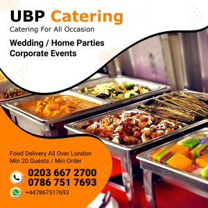 UBP caterers