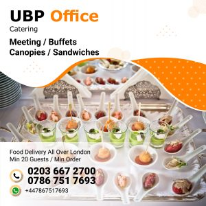 office caterers